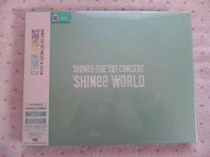 SHINee WORLD 初回限定盤