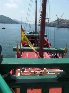 帆船祭り1