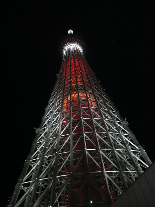東京スカイツリー 004