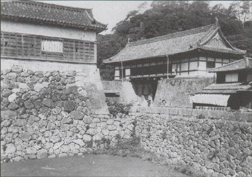 宇和島城古写真001