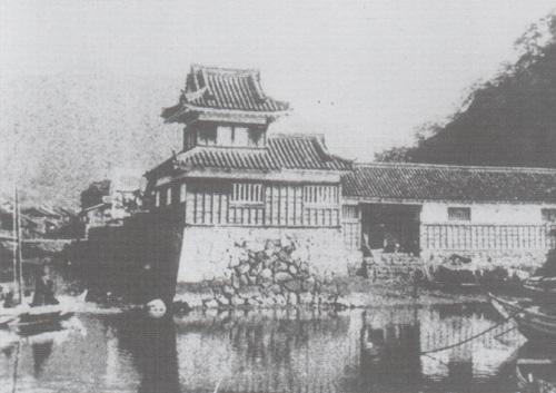 宇和島城古写真003