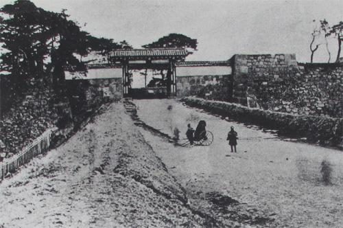 江戸城外堀 002-1