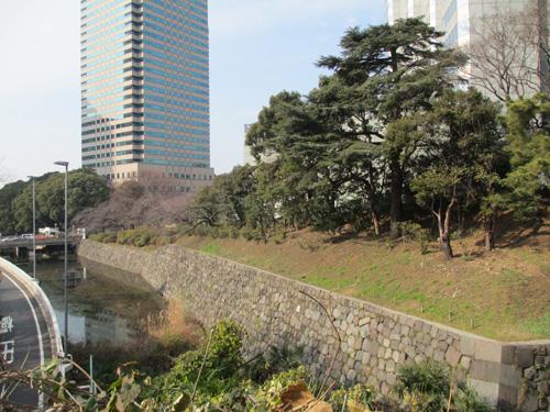 江戸城外堀 002-5