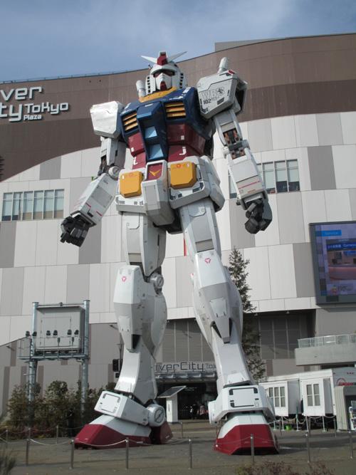 ガンダムフロント東京 004