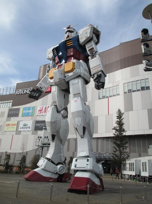 ガンダムフロント東京 005