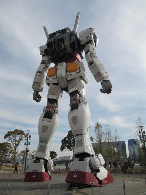 ガンダムフロント東京 008