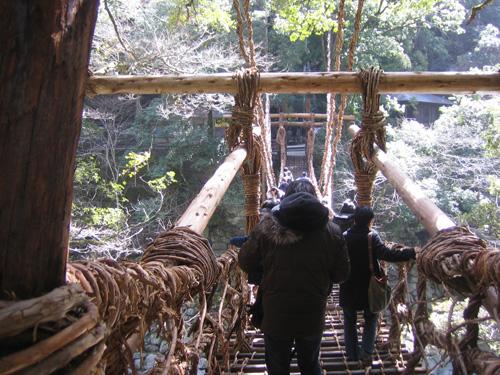 祖谷のかずら橋 003