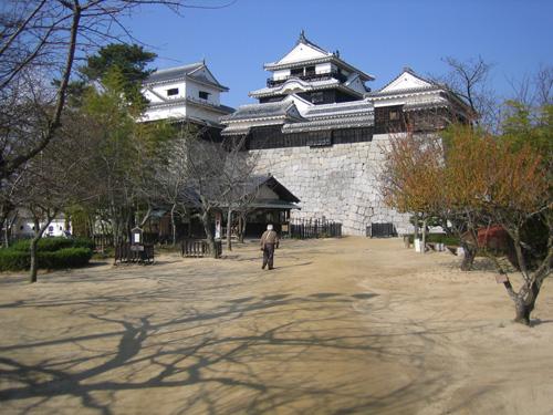 20081212伊予松山城 010