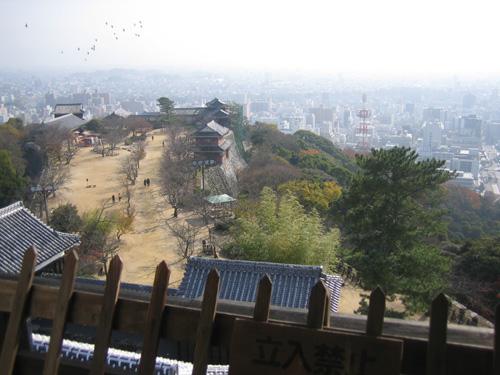 20081212伊予松山城 014