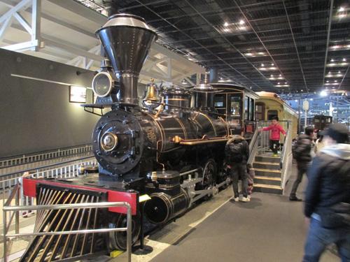 鉄道博物館 005