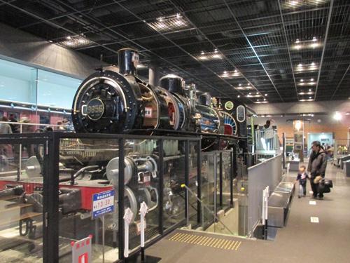 鉄道博物館 007