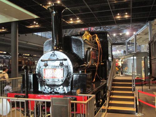 鉄道博物館 009