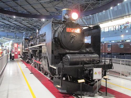 鉄道博物館 008