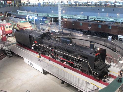鉄道博物館 010