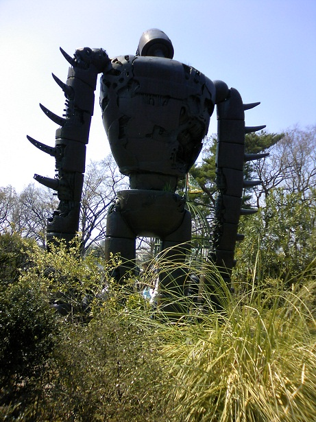 ジブリのロボット