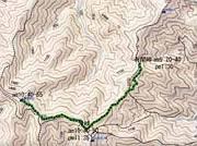 10 蕎麦粒山 GPS-001-1-s