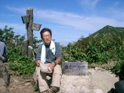 08白毛門山頂(MS)