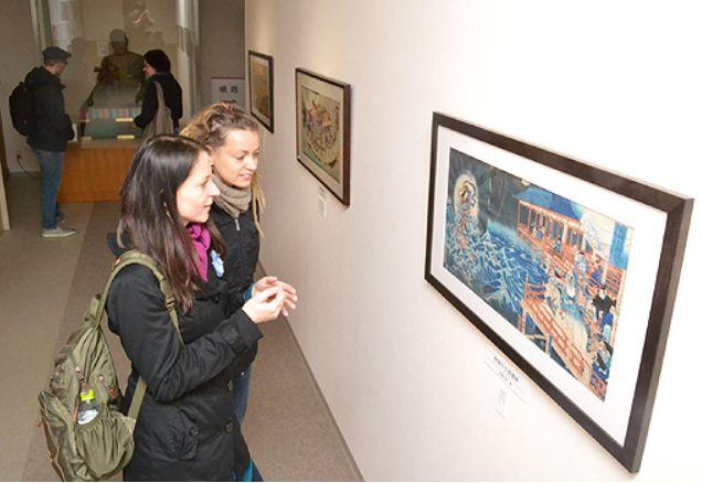 20130407宮島歴史民俗資料館が6日、リニューアルオープン