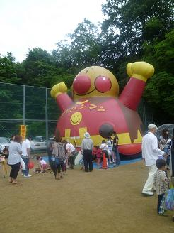 博愛祭り アンパンマン