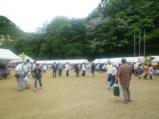 博愛祭り 風景