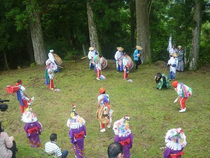 神代踊り2