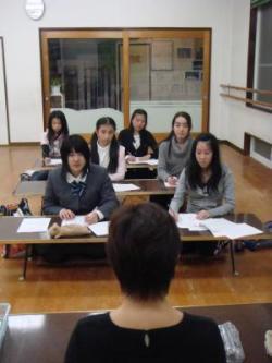 くーちゃんと学科クラス 004