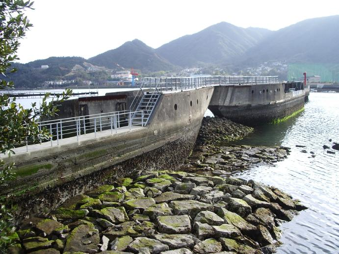 変換 ~ 広島湾要塞 620