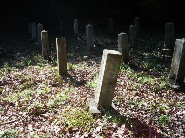 変換 ~ 深山陸軍墓地 (3)