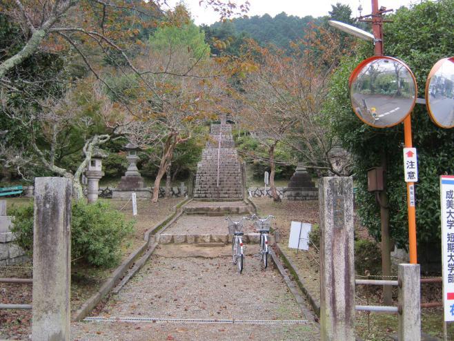 変換 ~ 福知山陸軍墓地 (8)