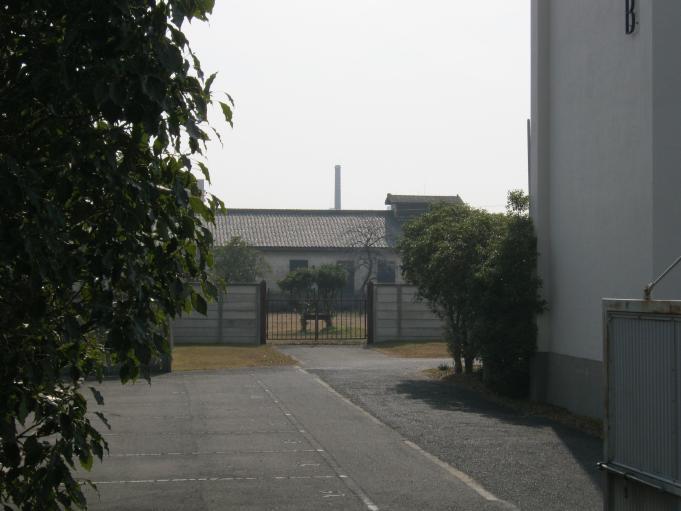堺市の遺構