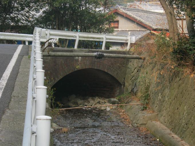 婦の川下流