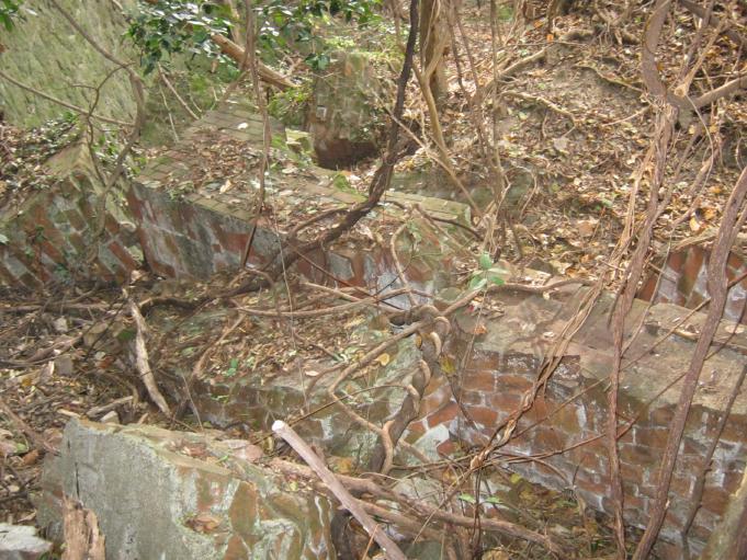 成山第2砲台12cmカノン砲座 (3)