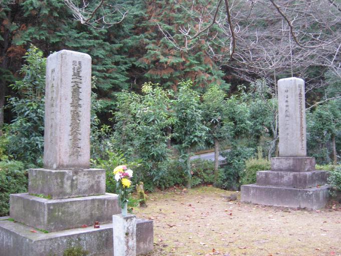 大津陸軍墓地