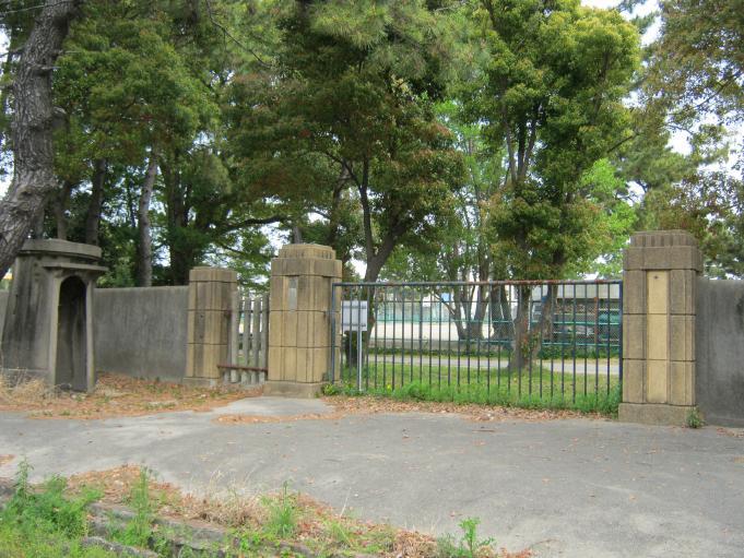塀、門柱 (3)