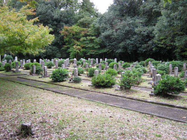 鳥取陸軍墓地 (9)