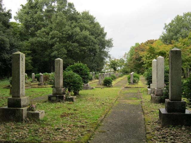 鳥取陸軍墓地 (8)