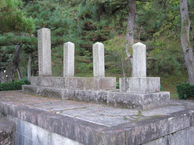 鯖江陸軍墓地 (5)