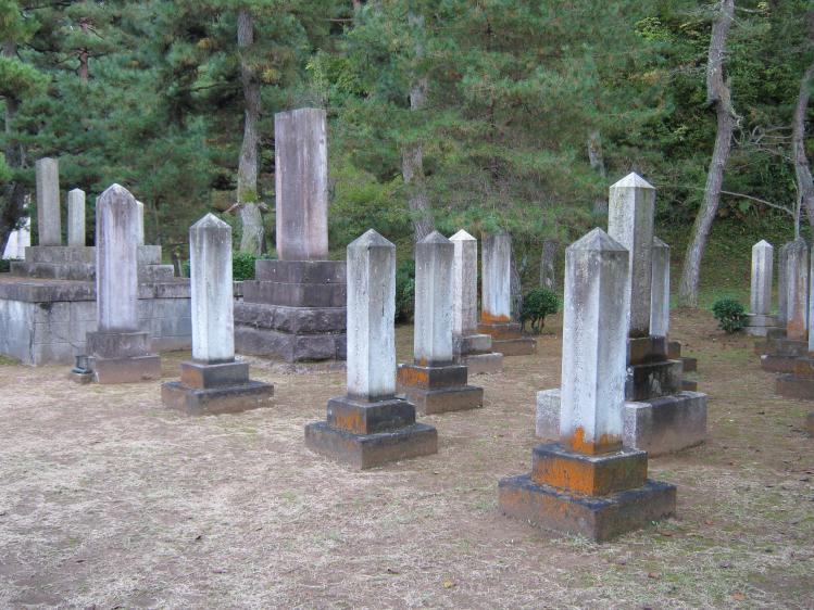 鯖江陸軍墓地 (6)