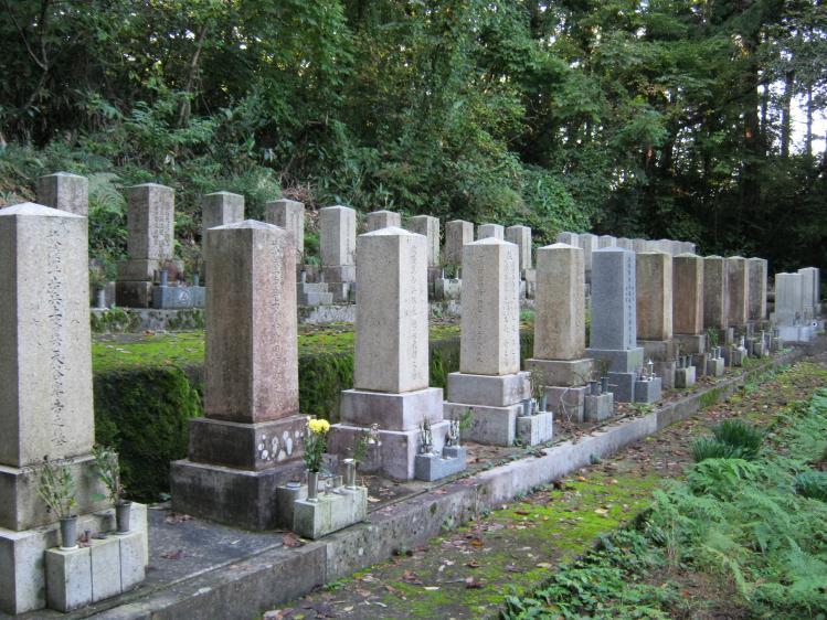 鯖江陸軍墓地 (8)