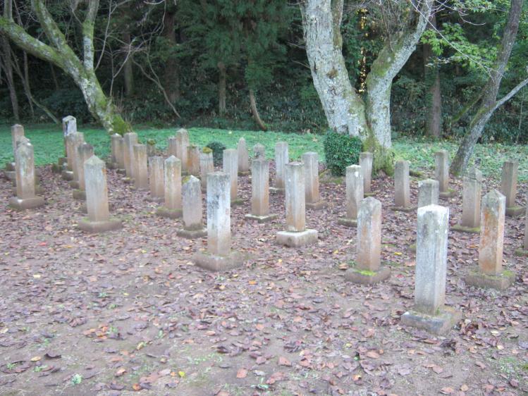 鯖江陸軍墓地 (7)