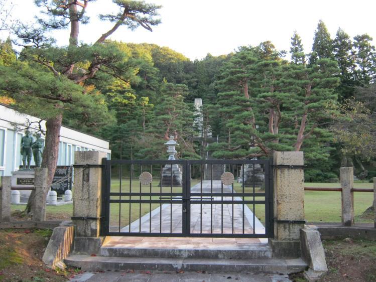 鯖江陸軍墓地