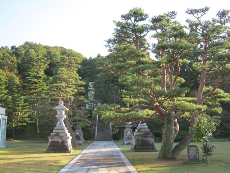 鯖江陸軍墓地 (2)