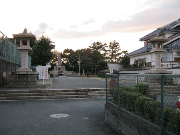 和歌山陸軍墓地 (6)