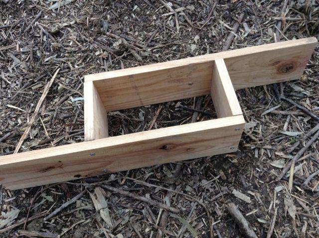 11:9・作った木型