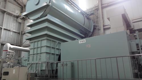 052204発電所タービン