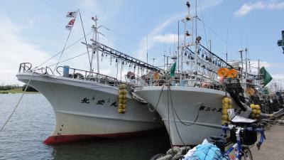 1406三国港漁船