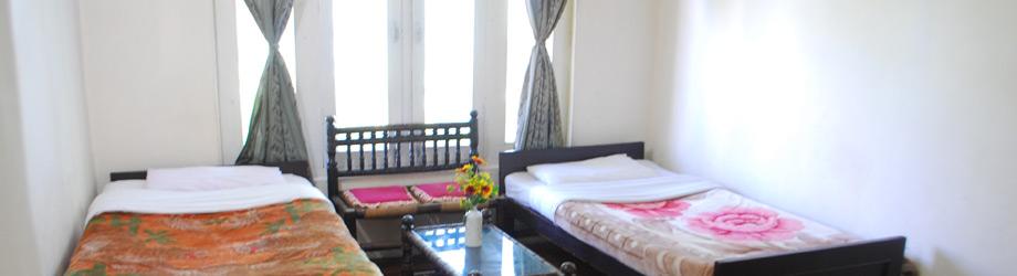 Karimabad Inn - フンザ カリマバードのゲストハウス ROOM