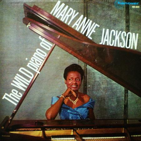 Mary Anne Jackson