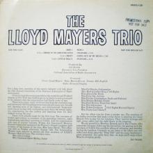 Lloyd Mayers