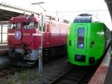 カシオペア 機関車